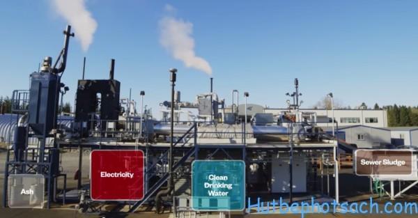công nghệ chế biến nước thải thành nước uống