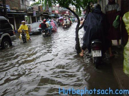 thong cong hut be phot