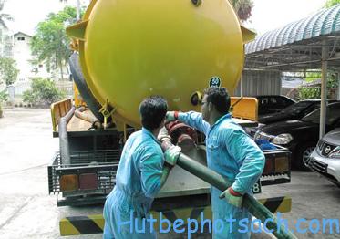 hut be phot chat luong tai huyen gia lam