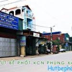 Hút bể phốt tại Thường Tín giá rẻ lại còn uy tín nhất Hà Nội