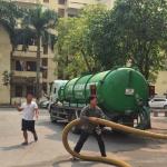 Quy trình hút bể phốt sạch theo chuẩn Việt Nam