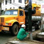 Thông tắc bể phốt tại Hà Nội nhanh sạch gọn chỉ 15p