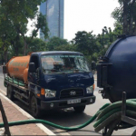 Dịch vụ hút bể phốt tại Tây Trà giá rẻ nhất Hà Nội