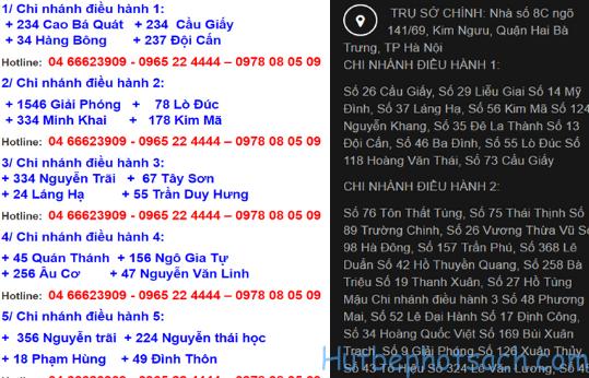 Địa chỉ hút bể phốt nào tại Hà Nội uy tín giá rẻ