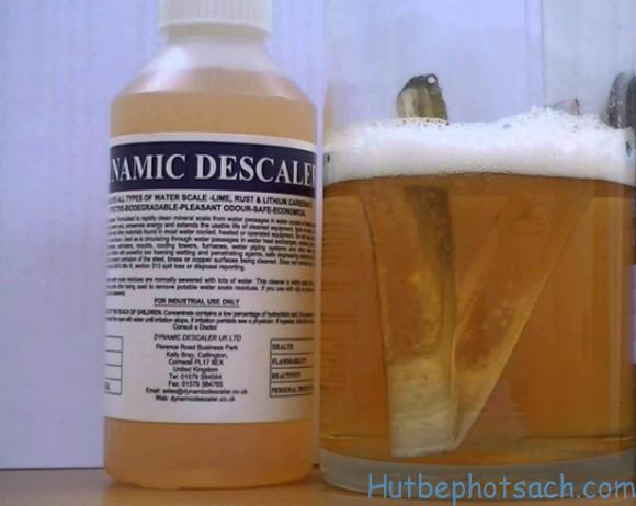 Hóa chất tẩy rửa công nghiệp Dynamic Descaler