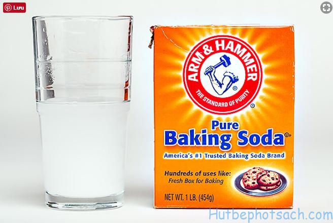 Cách thông bồn cầu bằng baking soda đơn giản và tiết kiệm