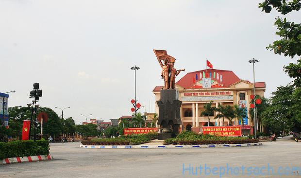 Thông Hút Bể Phốt tại Tiền Hải