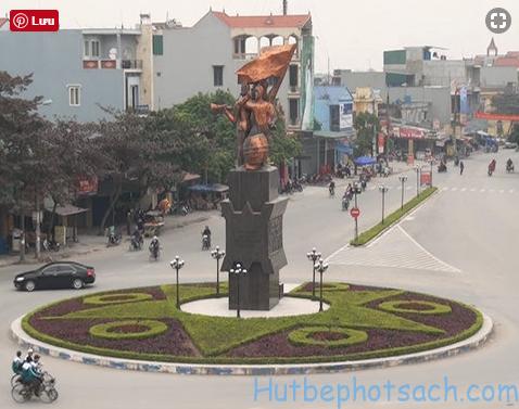 Dịch vụ hút bể phốt tại quê hương Tiền Hải thân yêu