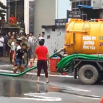 Video hot: Chữa Cháy Bằng Xe Hút Bể Phốt tại Sapa