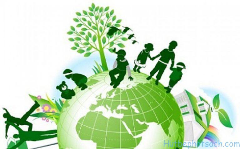 Bảo vệ môi trường là trách nhiệm của mọi người