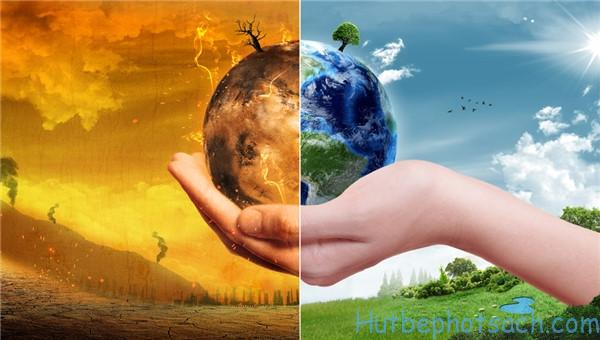 Biến đổi khí hậu ảnh hưởng trực tiếp đến cuộc sống con người