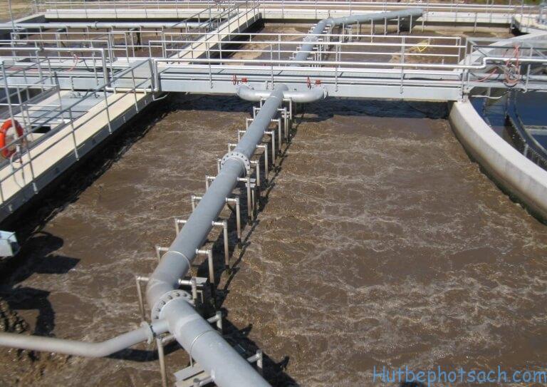 Xử lý sự cố trong quá trình vận hành bể Anoxic