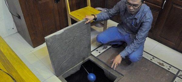 Cách đặt bể nước ngầm theo phong thủy