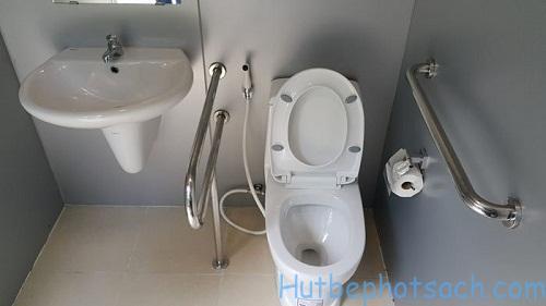 Chi phí xây dựng nhà vệ sinh