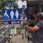 Kế hoạch xây dựng 1.000 nhà vệ sinh công cộng tại TP HCM bất thành