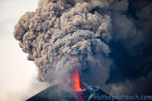 Hoạt động núi lửa