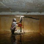 Cách thau rửa bể nước ngầm đúng kĩ thuật, an toàn cho với công trình
