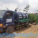 Hút bể phốt tại Bắc Giang cho hộ gia đình và công trình lớn