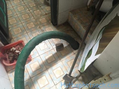 Hút bể phốt tại Thái Nguyên cho hộ gia đình và khu công nghiệp