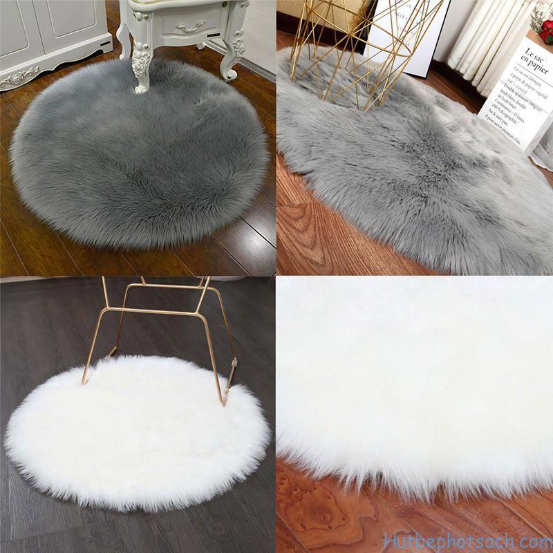 Thảm lông được ưa chuộng vì tạo nên vẻ đẹp sang trọng cho căn phòng