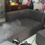 Cách Giặt Ghế Sofa Tại Nhà Đơn Giản Trên Chất Liệu Da, Nỉ, Vải Bố